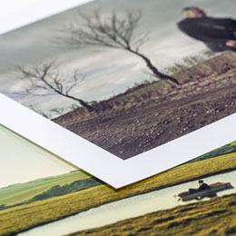 C-Type prints Example